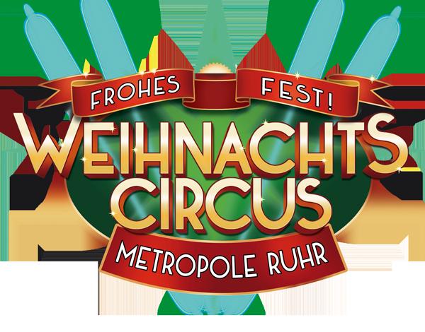 Weihnachtscircus Metropole Ruhr Logo